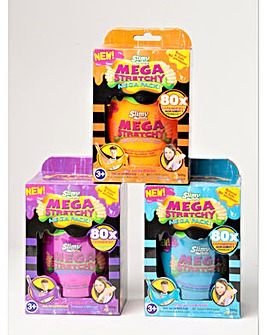 Slimy Mega Stretchy Mega Pack