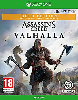 Assassins Creed Valhalla Gold Edition