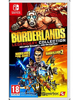 Borderlands Legendary Collection Switch