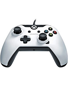 Wired Controller for Xbox One White