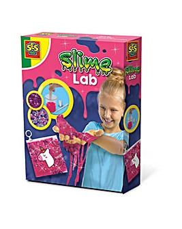 Children's Unicorn Slime Lab Playset