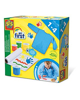 Children's My First Washable FingerPaint