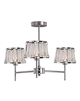 Gatsby Fitted Ceiling Light