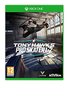 Tony Hawk Pro Skater 1 and 2 Xbox One