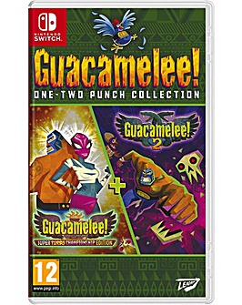 Guacamelee One-Two Punch Switch