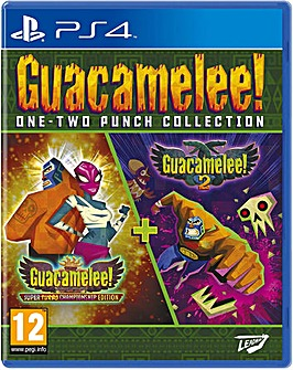 Guacamelee One-Two Punch PS4