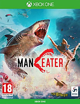 Maneater - Day One Edition Xbox One