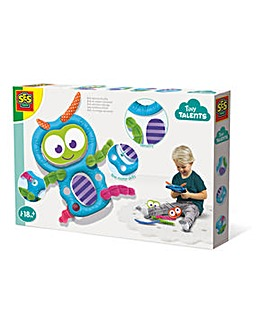 Tiny Talents Bob Sensory Buddy Toy Set