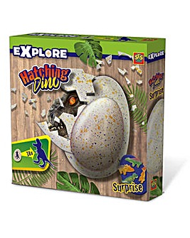 Children's Explore Hatching Dino Egg