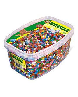 Iron-on Beads Mosaic Box Tub 12000pcs