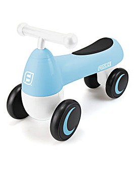FUNBEE Children's Blue Ride-on Toy Car