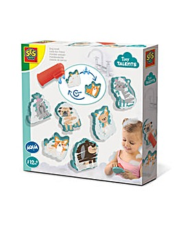 Tiny Talents Aqua Dog Wash Bath Toy Set