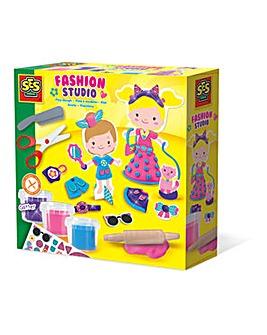 Children's Play Dough Fashion Studio Set