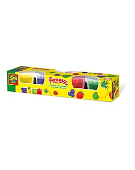 Children's Play Dough Aroma Set, 4 Pots
