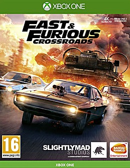 Fast  Furious Crossroads Xbox One