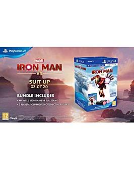 Marvels Iron Man VR  Move Cont Bundle