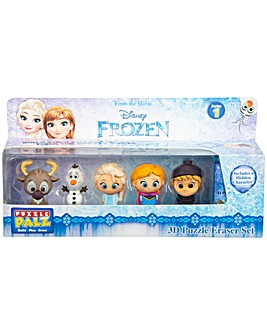 Disney Frozen Puzzle Palz Gift Box Include 6 Characters - Sambro