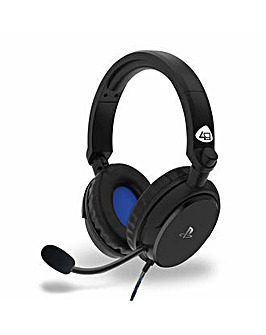 Officially Licensed PRO4 50s Headset PS4