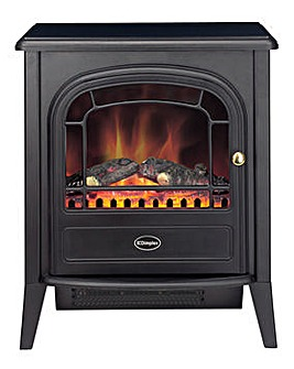 Dimplex Club Optiflame Black Stove