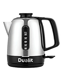 Dualit Domus Polished Black Kettle