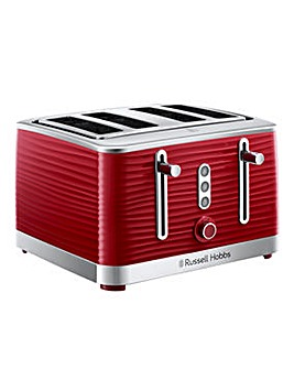 Russell Hobbs Inspire 4 Slice Toaster