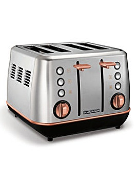 Morphy Richards Evoke Steel Toaster