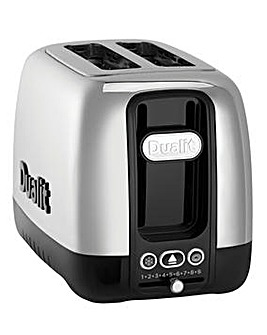 Dualit Domus 2 Slice Polished Toaster