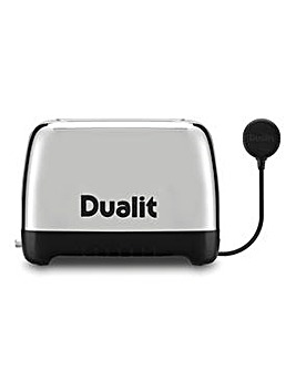Dualit Domus 2 Slot Polished Toaster