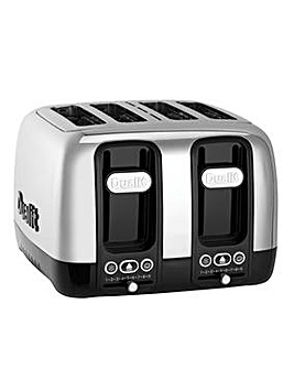 Dualit Domus 4 Slice Polished Toaster