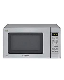 Daewoo 800W Stainless Steel Microwave