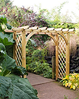 Forest Garden Large Ultima Pergola Arch