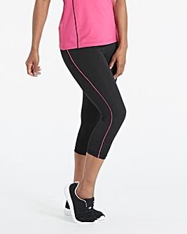 Value Sports Capri Legging