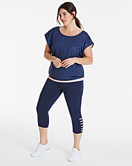 Sports Lattice Legging