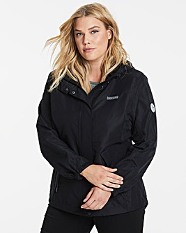 Snowdonia Black Mesh Lined Jacket
