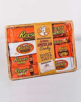 Reeses Wicker Hamper