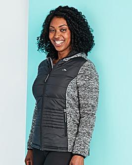 Snowdonia Black Hybrid Jacket