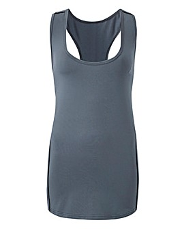 Value Charcoal Sports Vest
