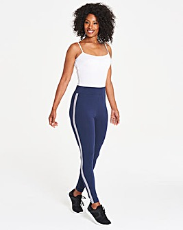 Navy Leisure Legging
