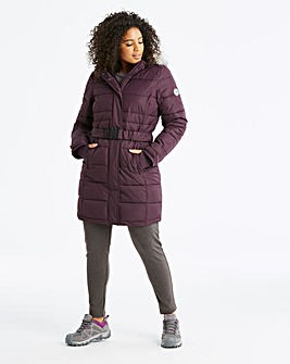 Snowdonia Aubergine Thinsulate Jacket