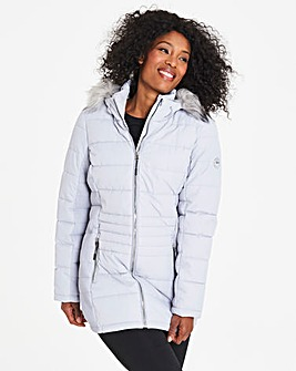 Snowdonia Pale Grey Thinsulate Jacket