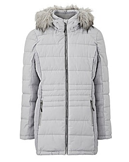 Snowdonia Pale Grey Thinsulate Jacket