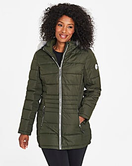 Snowdonia Moss Short Thinsulate Jacket