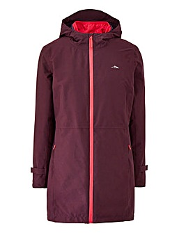 Snowdonia Aubergine 3 in 1 Jacket