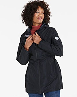 Snowdonia Black Insulated Jacket