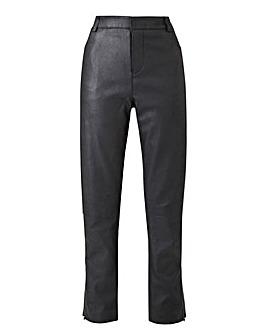 Joanna Hope Leather Trouser