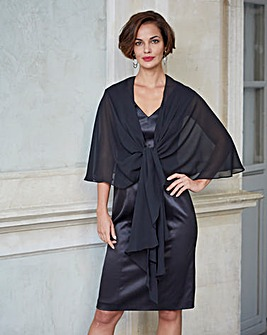 Joanna Hope Black Multi-way Wrap