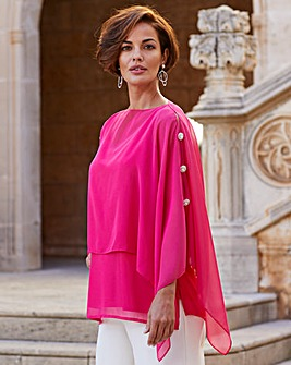 Joanna Hope Diamante Trim Kaftan