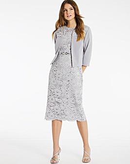 Nightingales Lace Dress and Jacket