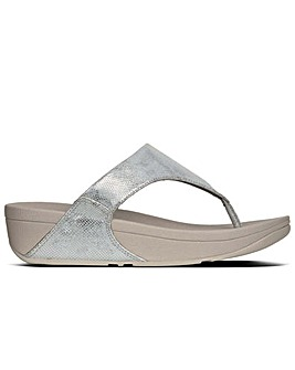 FitFlop Lulu Shimmer Print Sandals