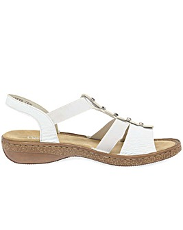 Rieker Trim Standard Fit Sandals
